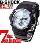 ショッピングShock 今だけ!ポイント最大35倍キャンペーン中! Gショック G-SHOCK 電波ソーラー 腕時計 メンズ 黒 ブラック AWG-M100S-7AJF ジーショック