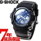 本日ポイント最大16倍! Gショック G-SHOCK 電波ソーラー 腕時計 メンズ 黒 ブラック AWG-M100SB-2AJF ジーショック