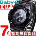 ショッピングbaby ソフトバンク&プレミアムでポイント最大17倍! Baby-G ベビーG カシオ babyg 電波 ソーラー レディース 腕時計 電波時計 ブラック BGA-1110-1BJF