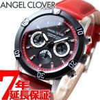 ポイント最大43倍!28日11時59分まで! エンジェルクローバー AngelClover 腕時計 メンズ BR43BBK-RE