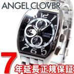 エンジェルクローバー 腕時計 メンズ クロノグラフ DP38SBK