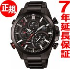 本日ポイント最大16倍! カシオ エディフィス Bluetooth ブルートゥース 対応 ソーラー 腕時計 メンズ EQB-501DC-1AJF