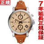 25日はポイント最大25倍! フォッシル(FOSSIL) 腕時計 レディース クロノグラフ ES4046