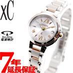 ポイント最大27倍! シチズン クロスシー エコドライブ 電波時計 腕時計 レディース ES9434-53W