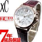 ポイント最大24倍! シチズン クロスシー xC エコドライブ 腕時計 レディース クロノグラフ FB1405-07A