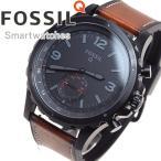 本日ポイント最大21倍! フォッシル スマートウォッチ 腕時計 メンズ/レディース FTW1114 FOSSIL