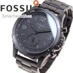 ソフトバンク&プレミアムでポイント最大25倍! フォッシル スマートウォッチ 腕時計 メンズ/レディース FTW1115 FOSSIL
