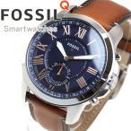 本日「5のつく日」はポイント最大29倍!23時59分まで! フォッシル スマートウォッチ ウェアラブル 腕時計 メンズ FTW1122