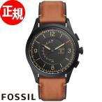 「5の付く日」はポイント最大25倍!本日23時59分まで! フォッシル FOSSIL スマートウォッチ 腕時計 メンズ FTW1206