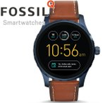 本日ポイント最大31倍!24日23時59分まで! フォッシル スマートウォッチ 腕時計 メンズ/レディース FTW2106 FOSSIL