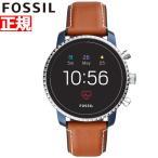 本日ポイント最大19倍!21日23時59分まで! フォッシル FOSSIL Q スマートウォッチ 腕時計 メンズ FTW4016