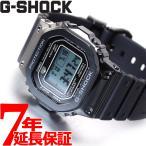 カシオ ソーラー電波腕時計 G-SHOCK ブラック GMWB5000G1JF