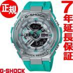 ショッピングShock ポイント最大16倍! Gショック Gスチール G-SHOCK G-STEEL 腕時計 メンズ GST-410-2AJF