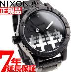 ニクソン NIXON 51-30 メタリカ コラボ 限定モデル 腕時計 メンズ METALLICA NA12463105-00