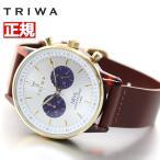 今だけ!ポイント最大33倍キャンペーン中! トリワ TRIWA 腕時計 メンズ レディース クロノグラフ NEAC109:2-CL010313