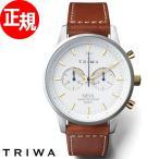 トリワ TRIWA 腕時計 メンズ レディース クロノグラフ NEST115-SC010215