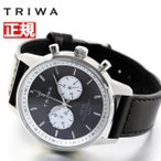 【クーポン有】25日0時〜!店内ポイント最大48倍!トリワ TRIWA 腕時計 メンズ レディース クロノグラフ NEST118-SC010112