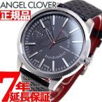本日ポイント最大21倍! エンジェルクローバー AngelClover 腕時計 メンズ NN42SBK-BK