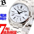 セイコー ブライツ ソーラー電波 電波時計 腕時計 メンズ SAGZ079 SEIKO BRIGHT...