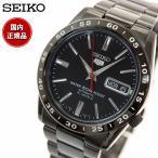 本日ポイント最大25倍! セイコー5 SEIKO5 逆輸入 腕時計 メンズ セイコーファイブ SNKE03K1(snke03kc)