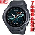 カシオ 腕時計 メンズ WSD-F10BK スマートウォッチ