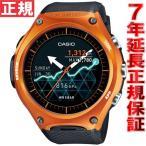 ポイント最大16倍! カシオ スマートアウトドアウォッチ 腕時計  WSD-F10RG スマートウォッチ