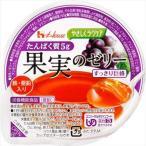 《軽》【お取り寄せ商品】ラクケアたんぱく質5G果実のゼリー巨峰 65G 【6個】