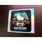 『神よIDOLを守り給え』 BiSH × ねむたいカンパニーコラボ ホログラムステッカー