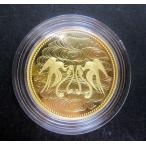 天皇陛下御在位六十年記念 十万円金貨
