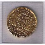 天皇ご在位60年十万円金貨