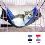 【送料無料】【3色】キャットベッド/ねこ用ハンモックB ねこハンモック   寝袋 猫 ネコ ベッド サークル アニマル