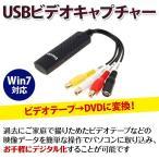 【送料無料】VHSビデオテープをDVDに変換★ Windows7対応 USBビデオキャプチャーFS-EasyCAP