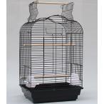 【送料無料】【2色】天井オープン/大型 手乗りインコ用鳥かご