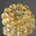 パワーストーン ブレスレット ルチルクォーツ 10ミリ 天然石