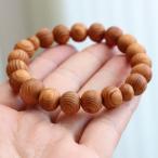 数珠ブレスレット メンズ ≪在庫処分≫約10×11ミリ 屋久杉 天然木
