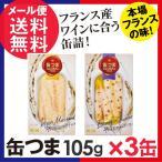 缶つまGlobalTour 3種 105gx3缶セット 訳あり 賞味期