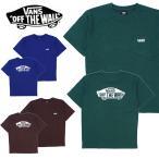 バンズ VANS   Vans Logo S/S Tee  ロゴ 半袖Tシャツ 男性用 ポイント10倍  ゆうパケット送料無料 国内正規品 [AA-2]