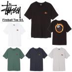 ステューシー(STUSSY)Fireball Tee S/L 半袖 Tシャツ[