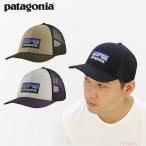 パタゴニア patagonia  P-6 ロゴ ロープロ トラッカー ハット P-6 Logo Lopro Trucker Hat  帽子 メッシュ キャップ [BB]