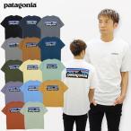 パタゴニア patagonia メンズ P-6 ロゴ レスポンシビリティー S/SL  Mens P-6 Logo Responsibili-Tee  メンズ 半袖 Tシャツ [AA]