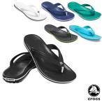 ショッピングクロックス レディース クロックス(CROCS) クロックバンド フリップ(crocband flip) メンズ/レディース サンダル[AA]