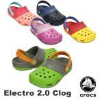 ショッピングジビッツ クロックス(CROCS) エレクトロ 2.0 クロッグ(Electro 2.0 Clog) サンダル(ベビー&キッズ 子供用)