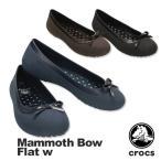 ショッピングマンモス クロックス(CROCS) マンモス ボウ フラット ウィメン(mammoth bow flat w) レディース /フラット シューズ(女性用)