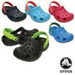 クロックス(CROCS) スウィフトウォーター クロッグ キッズ(swiftwater clog kids) サンダル(ボア ショートブーツ ベビー & キッズ 子供用)
