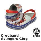 ショッピングcrocband クロックス(CROCS) クロックバンド アベンジャーズ クロッグ(crocband Avengers clog ) メンズ/レディース サンダル/カイロ・レン(男女兼用)