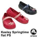 クロックス(CROCS)キーリー スプリングタイム フラット PS(keeley springtime flat PS )