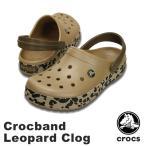 ショッピングcrocband クロックス(CROCS) クロックバンド レオパード クロッグ(crocband leopard clog) メンズ/レディース サンダル