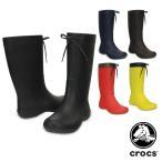 クロックス(CROCS)クロックス フリーセイル レイン ブーツ ウィメン(crocs freesail rain boot w) レディース /女性用