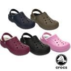 クロックス(CROCS) クロックス ウィンター クロッグ(crocs winter clog ) 203766/メンズ/レディース/男性用/女性用/サンダル/シューズ[BB]