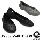クロックス(CROCS) クロックス ケリー フラット ウィメン(crocs kelli flat w) /レディース サンダル